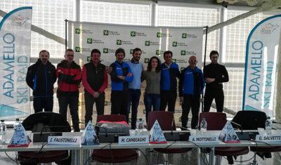 Adamello Ski Raid organizzatori conf-stampa-2019
