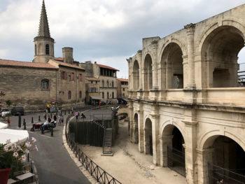Arles, Les Arènes (foto : D. Bragaglia © Mondointasca.it)
