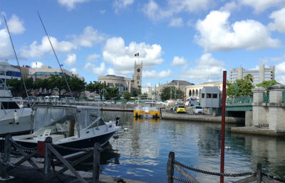 Barbados palazzo del-Parlamento