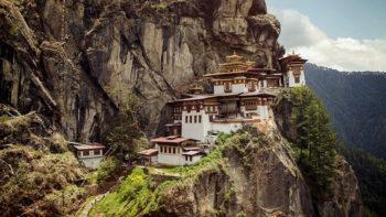Geografia Bhutan