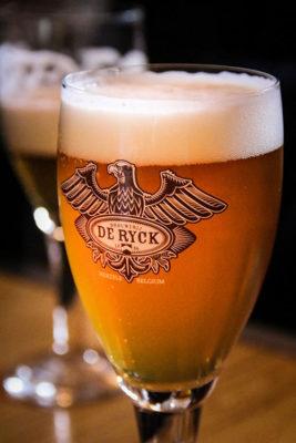 Birra belga Fiandre-bicchiere