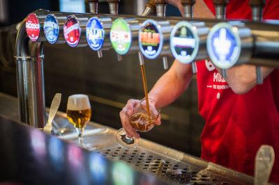 Birra belga Fiandre-spina