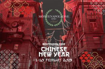 Capodanno cinese Montenapoleone