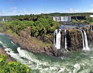 Cascate Iguaçu Brasile