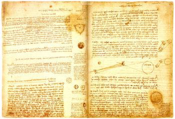 Leonardo da Vinci Firenze Codice Leicester