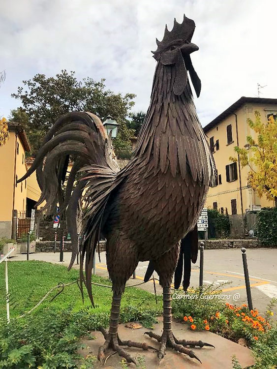 amanti del gallo nero