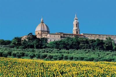 Il Santuario di Loreto (foto: Turismo Marche)