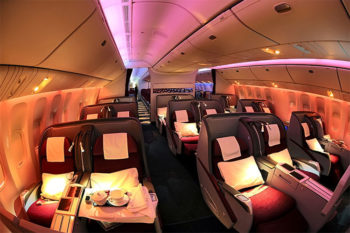 Viaggiare Interno-aereo-Qatarairwais