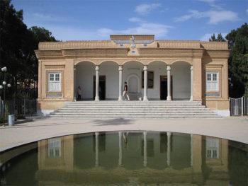 Iran storico Il tempio zoroastriano-di-Yazd
