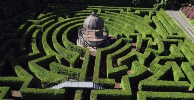 Labirinto al Parco Giardino Sigurtà