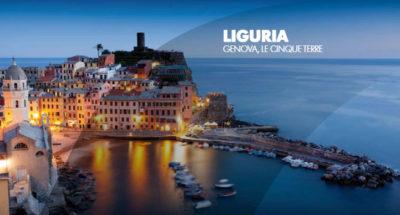 Travel Book Liguria-le-cinque-terre