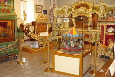 Les Gets Musee-Salle-©Musee-Musique-Mecanique