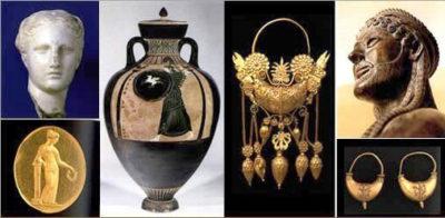 Musei Museo-di-Taranto,-oggetti-foto-Marta