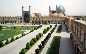 Viaggiare Naghsh-e-jahan-masjed-e-shah-esfahan