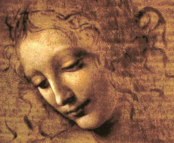 Leonardo da Vinci Parma-La-Scapigliata