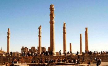 Iran storico Persepolis