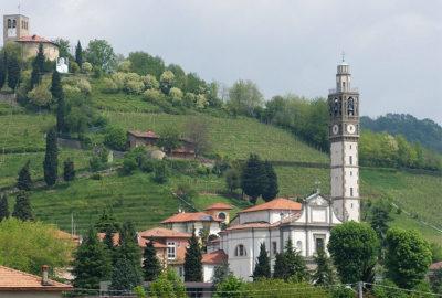 turismo religioso Sotto-il-Monte-panorama