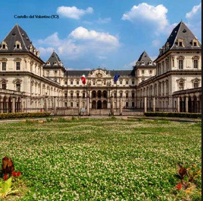 Travel Book Castello del Valentino