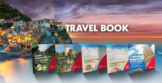 Travel book per scoprire il patrimonio mondiale Unesco in treno