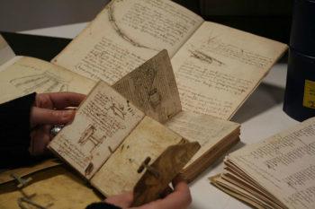 da Vinci VINCI-biblioteca-Leonardiana-©museoleonardiano