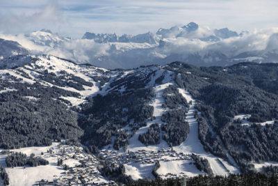 Village_Mont_Blanc ©N.Joly_OT Les Gets