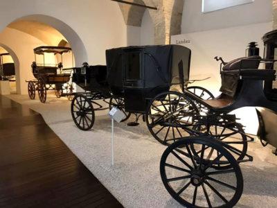 Loreto Museo della carrozza, Macerata