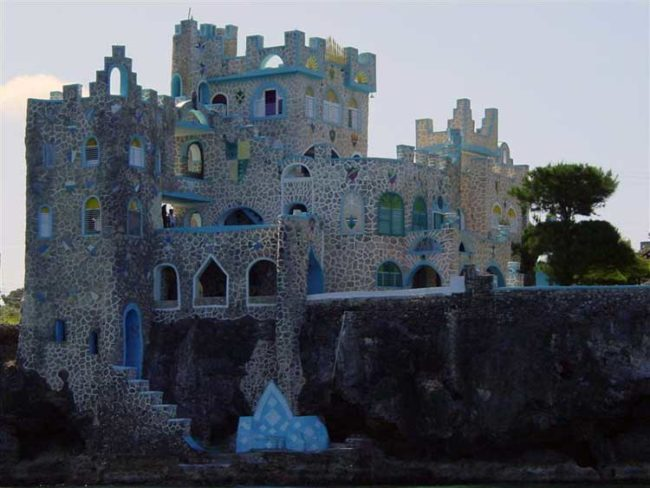Blu Cave Castle Jamaica