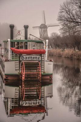 Bruges-battello_5918