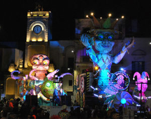 Carnevale Aradeino edizione 2018