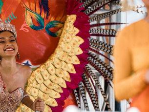 Carnevale di Aruba, Carnival Queen