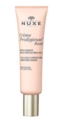 freschezza Nuxe Creme-Prodigieuse-Boost_Base-levigante-multi-perfezione