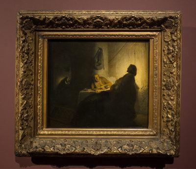 Pinacoteca-dAttorno alla Cena in Emmaus