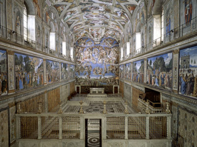 Consigli di viaggio Roma-Cappella-Sistina