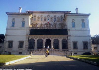 Consigli di viaggio Roma-Galleria-Borghese