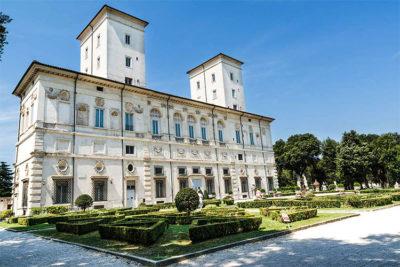 Consigli di viaggio Roma-Villa-Borghese