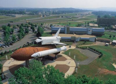 Visit USA Italy Huntsville-Alabama-US Space And-Rocket-Shuttle