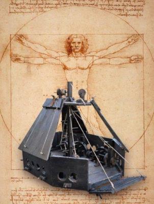 opere di Leonardo mostra-Tel-Aviv-Leonardo