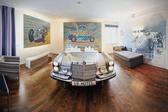 hotel stravaganti v8-hotel_Stoccarda