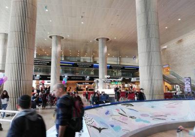 Terra Santa 1 1.Aeroporto-tel-Aviv,-Gerusalemme