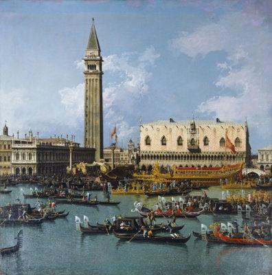 Canaletto e Venezia 10-Bellotto_-Ritorno-Buccintoro-Ascensione