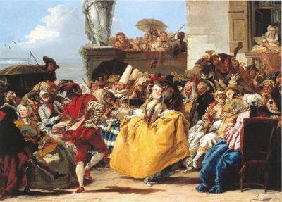 Canaletto e Venezia 20-Tiepolo_Minuetto