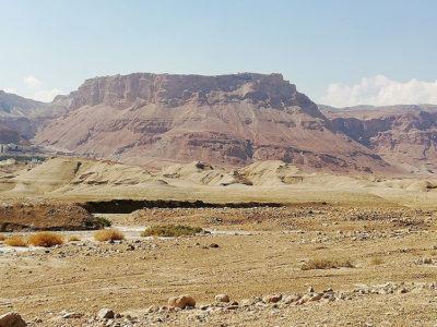 Masada 3a_L'altopiano-di-Masada