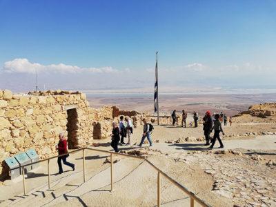Masada, la Porta Orientale