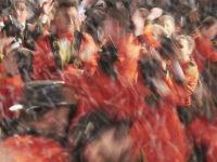 Carnevale di Aradeo, ballano come tarantati (Ph. © 2019 Emilio Dati - Mondointasca.it)