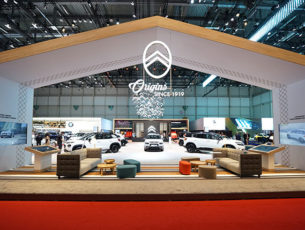 I 100 anni di Citroën al Salone di Ginevra 2019