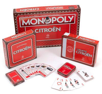 Citroën 100-anni-monopoli