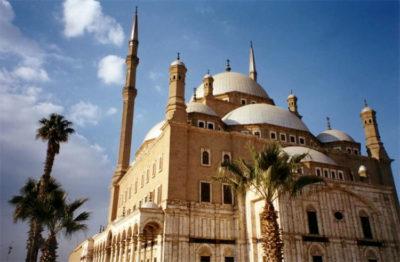 Egitto-Il Cairo Moschea-di-Alabastro
