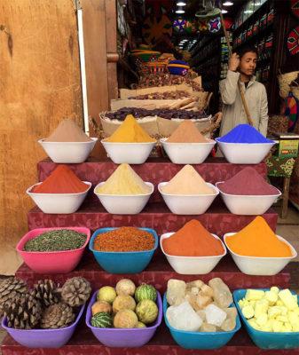 Egitto negozio-di-spezie