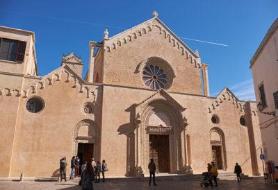 Aradeo Galatina-Basilica-S-Caterina-Alessandria