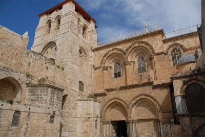 Terra Santa 1 Gerusalemme-Basilica-Santo-Sepolcro